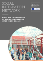 Model for Social Reintegration for Inmates and Ex Inmates,  created during KA2 ERASMUS+ Project Educators for Effective and Inclusive Reintegration of Inmates