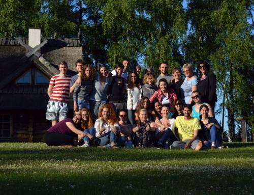 """Me Myself and I"" Training Course! Ανακαλύπτοντας τη μαγεία στη Λετονία!"
