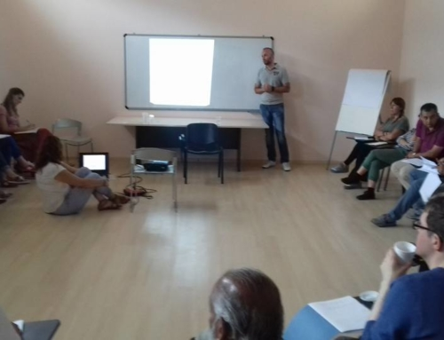 2η Διεθνής Δράση Κατάρτισης για το Erasmus + KA2 MI.N.E PROJECT// Αποτελεσματική κοινωνική ενσωμάτωση των προσφύγων