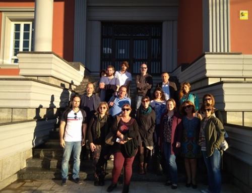 3η Διεθνής Δράση Κατάρτισης // Erasmus + KA2 EDUCATE PROJECT// Αποτελεσματική κοινωνική ενσωμάτωση φυλακισμένων