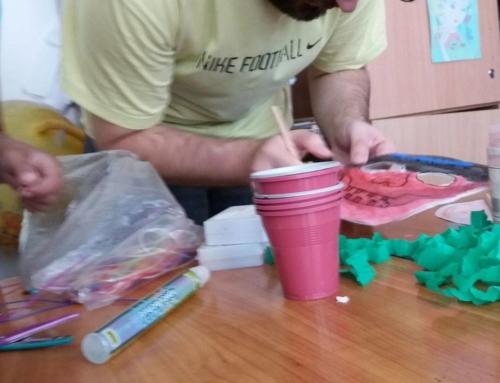 Τι μπορεί να κάνει ένας εθελοντής στη Ρουμανία; Πολλά και ωραία… αν είσαι ο Διαμαντής!