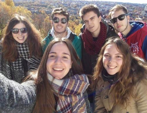 """Ταξίδεψαν στη μακρινή Λιθουανία για να πάρουν μέρος στο """"Open your heart for excluded"""" και μας ανοίγουν την καρδιά τους !!"""