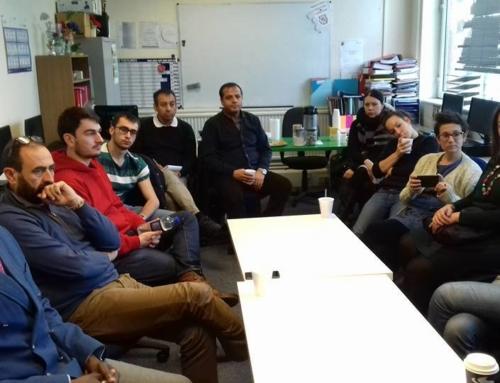 3η ΔΙΕΘΝΗΣ ΔΡΑΣΗ ΚΑΤΑΡΤΙΣΗΣ για το Erasmus + KA2 MI.N.E PROJECT // Αποτελεσματική κοινωνική ενσωμάτωση των προσφύγων .