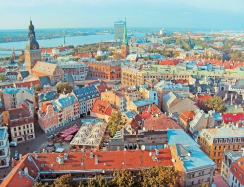 """Νέο! Εκπαιδευτικό σεμινάριο στη Λετονία """"Inside Outside"""" 8-15 Ιουλίου 2018."""