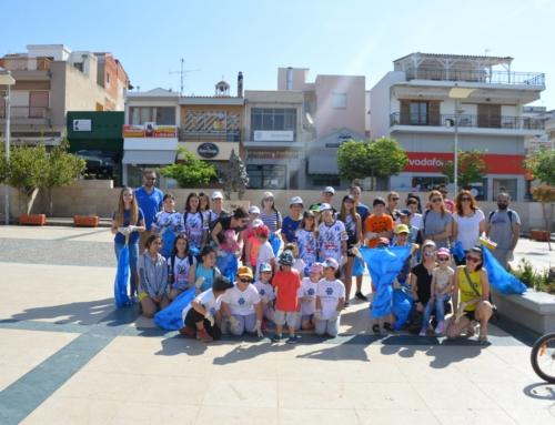 Εθελoντικός καθαρισμός παραλίας, Let's do it Greece 2018!