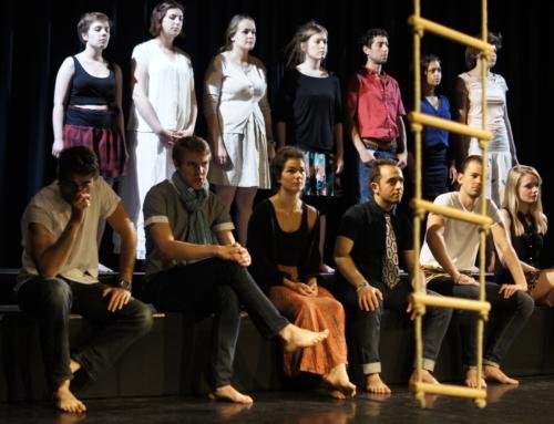 Ανταλλαγή Νέων για νέους ηθοποιούς // Oldenburg – Γερμανία