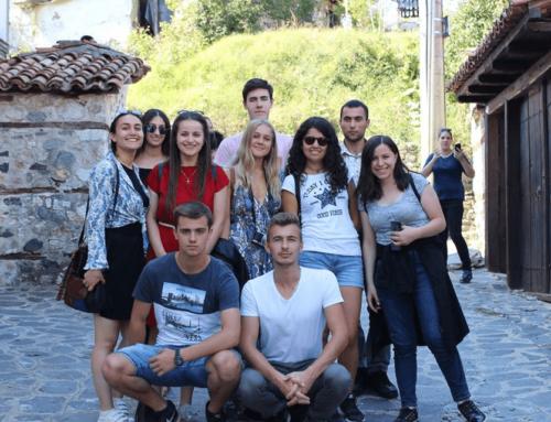 """""""The city as an ecosystem"""" στο όμορφο Smolyan της Βουλγαρίας"""