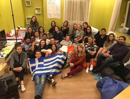 """""""Make a change with sport""""  στο Dob της Σλοβενίας"""