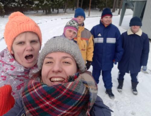 Κατερίνα+EVS+Εσθονία… Μια εμπειρία ζωής που αξίζει να διαβάσετε!