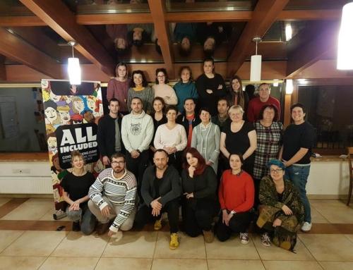 "All included-contact making seminar στο Sepolno της Πολωνίας, σε συνεργασία με το Σώμα Φίλων ΑμεΑ ""Δράση για το κάτι άλλο"""
