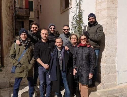 """Το You in Europe στην Ιταλία για το πρόγραμμα ΚΑ2 Erasmus+ """"Broadcasting Europe"""""""