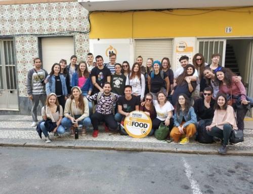 """Be the change"" στο όμορφο Faro της Πορτογαλίας"