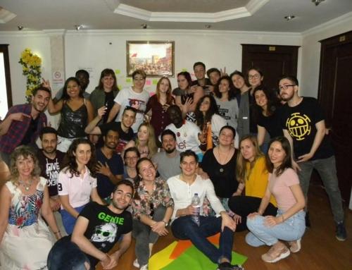 United through education_ άλλη μια καταγραφή εμπειριών, αυτή τη φορά από την Banska Stianvica της Σλοβακίας!!