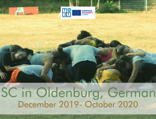 ΝΕΟ ESC στη Γερμανία με θέμα το ΘΕΑΤΡΟ για 1 χρόνο! Έναρξη Δεκεμβριος 2019!
