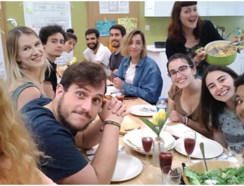 1 μήνας εθελοντισμός στη Σλοβενία… Τι έζησαν η Ειρήνη και η Ευθαλία!