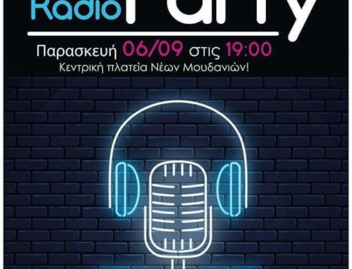 LIVE WEB-RADIO PARTY!!!