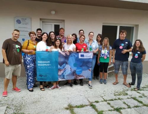 Υποστηρίζουμε τον αυτισμό στη Σλοβενία!