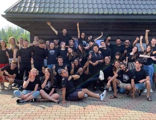 One world many stories.. και η ομάδα που ταξίδεψε στο Poronin μοιράζεται μαζί μας τη δική της ιστορία