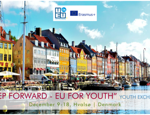 "NEO! Ανταλλαγή Νέων στη Δανία ""STEP FORWARD"" // 9-18 Δεκεμβρίου 2019!"