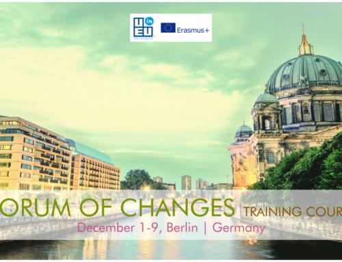 ΝΕΟ TC στο Βερολίνο: Forum of changes! 1-9 Δεκεμβρίου 2019!