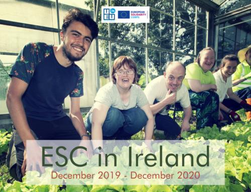 ΝΕΟ πρόγραμμα εθελοντισμού για 1 χρόνο στην Ιρλανδία // Υποστήριξη ατόμων με αναπηρία!