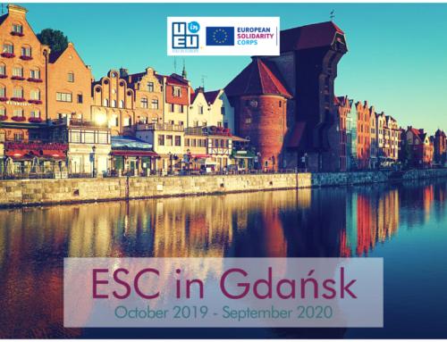 Πρόγραμμα εθελοντισμού στο Gdańsk της Πολωνίας για 11 μήνες // Υποστήριξη ατόμων με αναπηρία