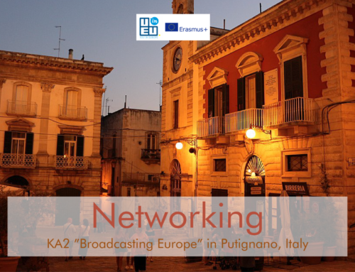 3rd transnational meeting of the European project «Broadcasting Europe»