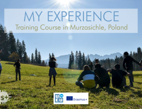 «Dictionary of Youth» Training Course in Murzasichle, Poland