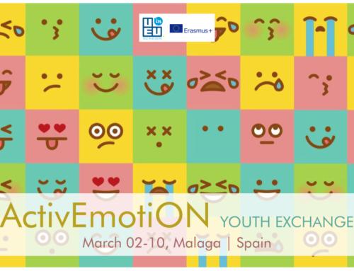 ΝΕΟ!!! Ανταλλαγή νέων στη Μάλαγα!! «ActivEmotion» 2-10 Μαρτίου 2020