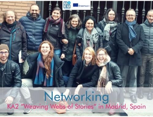 Weaving Webs of Stories Project: Το παιδικό βιβλίο, εργαλείο για την εξάλειψη των διακρίσεων!