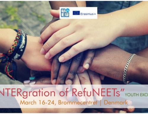 Ανταλλαγή Νέων στη Δανία ENTERgration of RefuNEETs YE