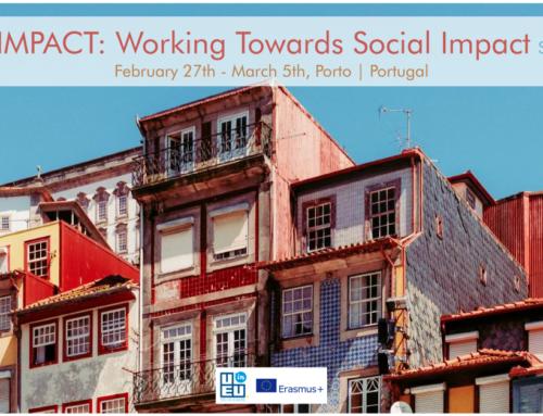 Σεμινάριο «PRO – IMPACT» στην Πορτογαλία // Youth & Social impact // 27 Φεβρουαρίου – 5 Μαρτίου