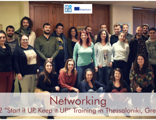 Start it up – keep it Up! Σεμινάριο επιχειρηματικότητας στη Θεσσαλονίκη.