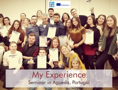 Χτίζοντας νέες στρατηγικές για τους νέους στην πόλη Agueda της Πορτογαλίας