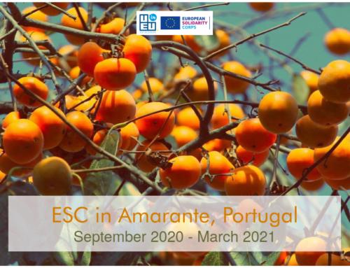 ΝΕΟ! 1 θέση εθελοντισμού στην Πορτογαλία για 6 μήνες // Κοινωνία και περιβάλλον // Έναρξη: Σεπτέμβριος 2020
