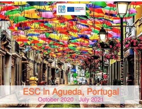 Νέο πρόγραμμα εθελοντισμού στην Πορτογαλία για 10 μήνες!