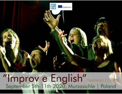 Σεμινάριο για καθηγητές Αγγλικής Γλώσσας // Θέατρο και διδασκαλία // 5-11 Σεπτεμβρίου στην Πολωνία!