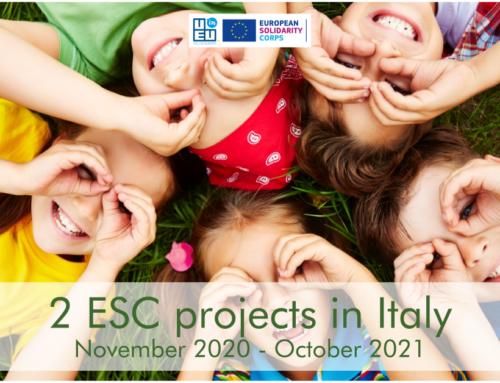 2 θέσεις εθελοντισμού στην Ιταλία // Εκπαίδευση παιδιών με λιγότερες ευκαιρίες