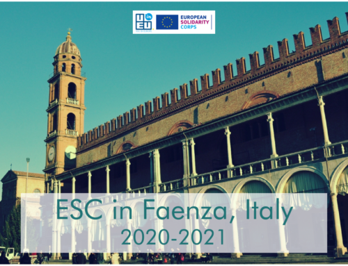 NEO!!! Πρόγραμμα εθελοντισμού στην Ιταλία για 10 μήνες! Έναρξη Δεκέμβριος 2020!