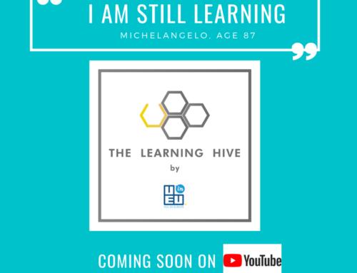 The Learning Hive – Διαδικτυακές συζητήσεις για τη μάθηση σήμερα!