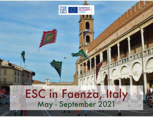 Νέο πρόγραμμα εθελοντισμού στην Ιταλία για 5 μήνες!! Αιτήσεις μέχρι 1 Μάϊου!