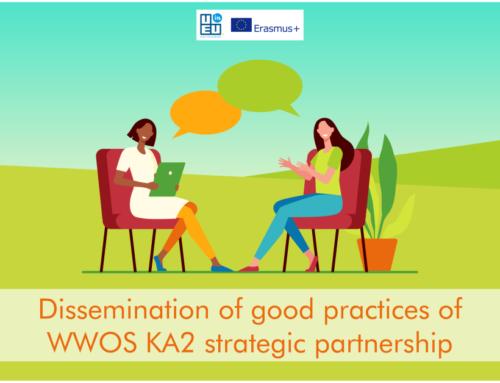 Dissemination of good practices of WWOS KA2 strategic partnership