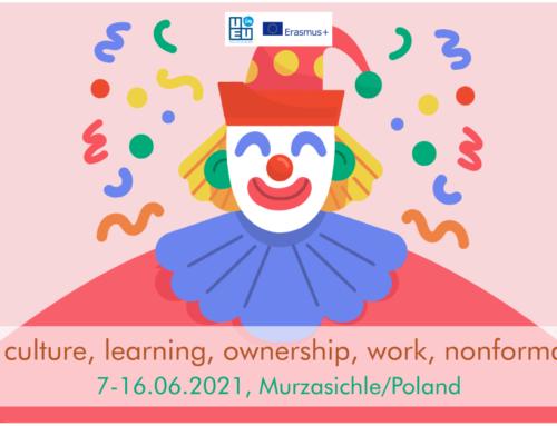 Νέο! Σεμινάριο «The Clown Path» 7-16 Ιουνίου 2021 στην Πολωνία!