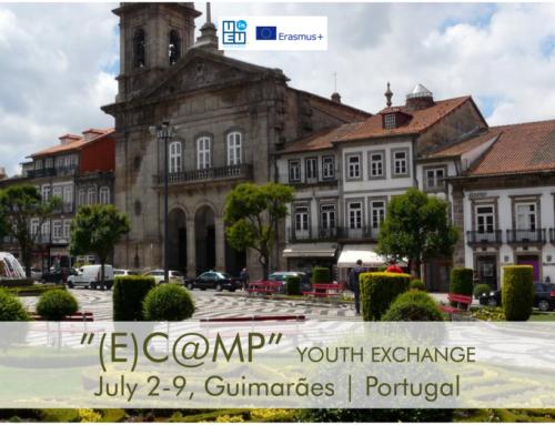 Νέο! Ανταλλαγή Νέων στην Πορτογαλία! «Entrepreneurship Competence Development Camp» 2-9 Ιουλίου 2021