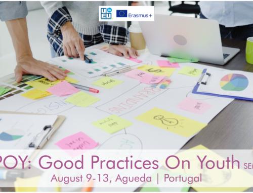 Νέο Σεμινάριο: Good practices on Youth στην Πορτογαλία // 9-13 Αυγούστου 2021!