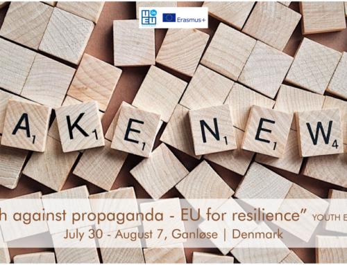 Ανταλλαγή Νέων στη Δανία // Youth Against Propaganda // 30 Ιουλίου – 7 Αυγούστου!