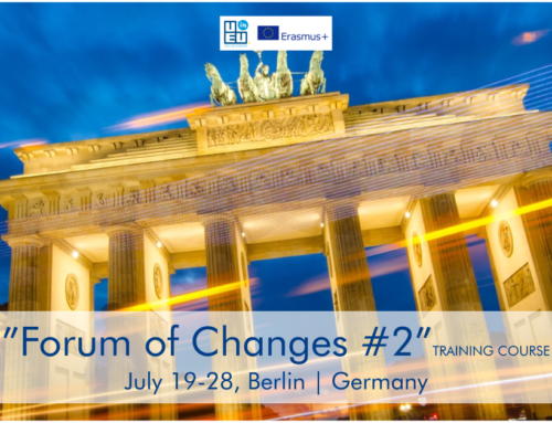 ΝΕΟ! Σεμινάριο στο Βερολίνο: Το Θέατρο ως φορέας Κοινωνικής Αλλαγής // 19-28/7/2021