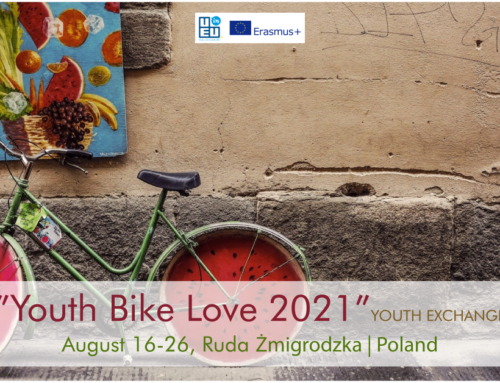 NEO!! Ανταλλαγή Νέων «Youth Love Bike» στην Πολωνία! 16-26 Αυγούστου 2021!