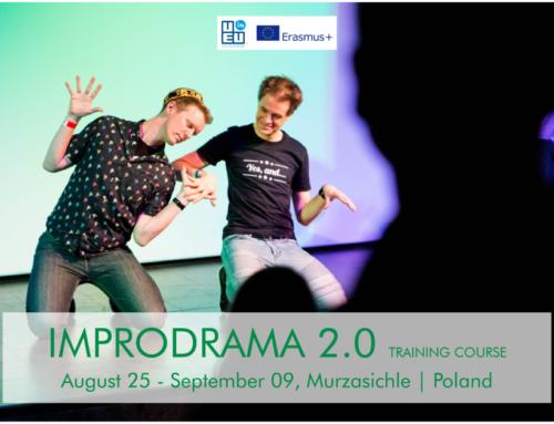 Νέο Σεμινάριο!  // Θέατρο και Μη τυπική εκπαίδευση // Πολωνία // 25.08-04.09.2021