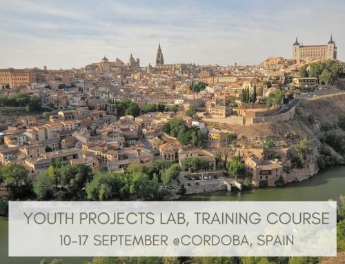 ΝΕΟ! Σεμινάριο ενημέρωσης και δικτύωσης στο ERASMUS+ // Τολέδο, 10-17 Σεπτεμβρίου 2021